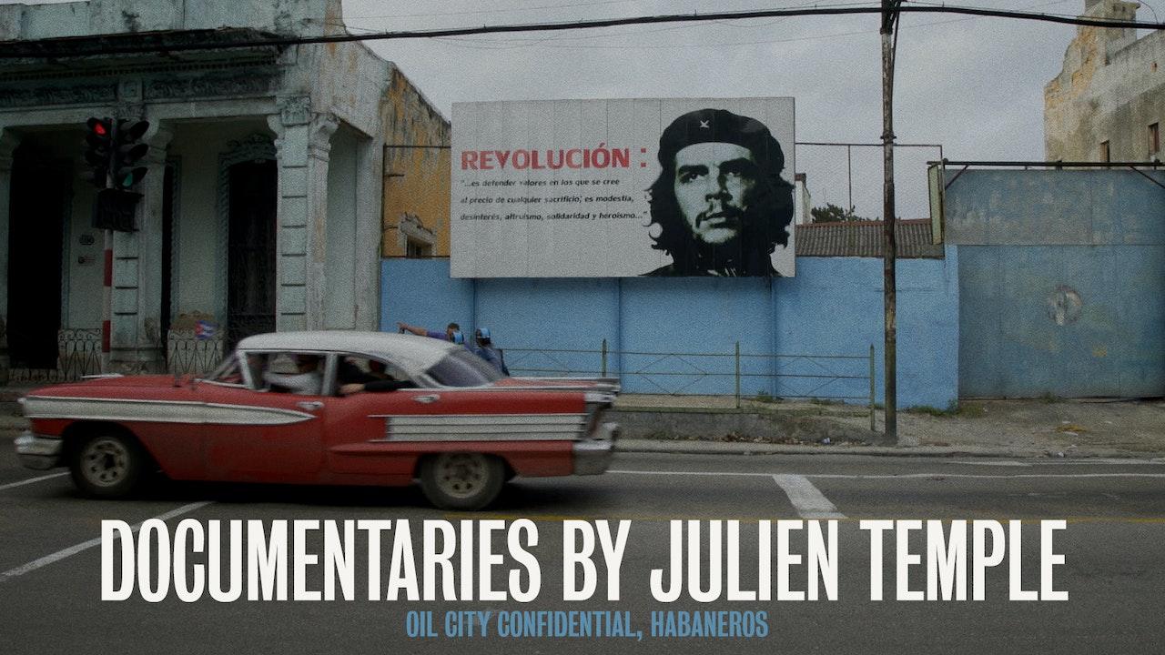 Documentaries by Julien Temple