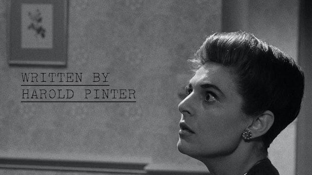 Written by Harold Pinter Teaser