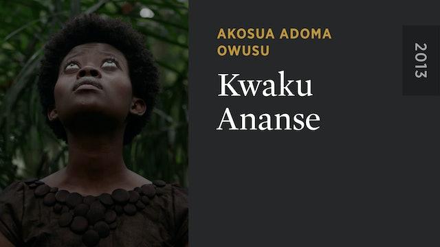 Kwaku Ananse