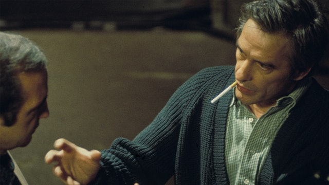 John Cassavetes on OPENING NIGHT