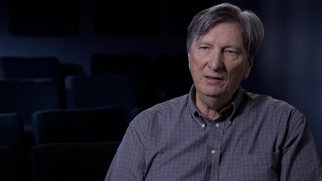 John Bailey on A BRIEF HISTORY OF TIME