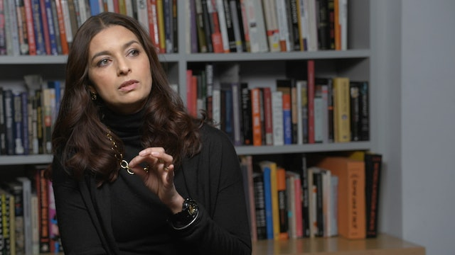 Jhumpa Lahiri on STROMBOLI