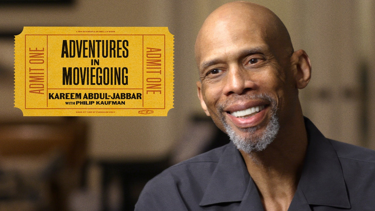 Kareem Abdul-Jabbar's Adventures in Moviegoing