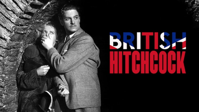 British Hitchcock Teaser