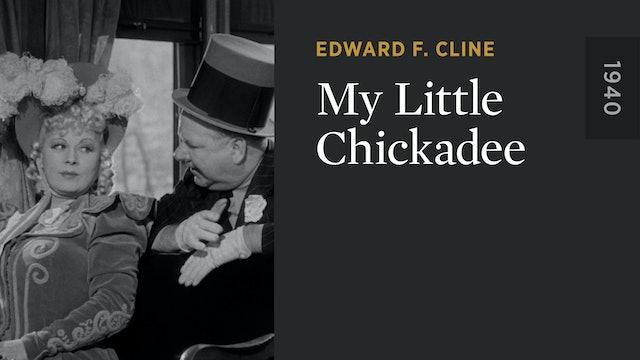 My Little Chickadee