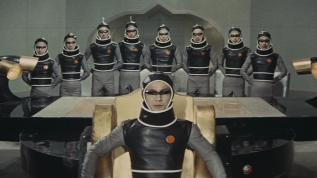 INVASION OF ASTRO-MONSTER: English-dubbed version