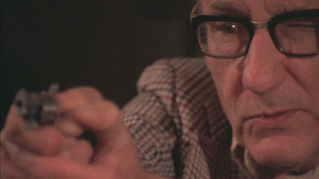 BURROUGHS: THE MOVIE Outtakes: Weapons