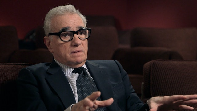 Martin Scorsese on JOURNEY TO ITALY