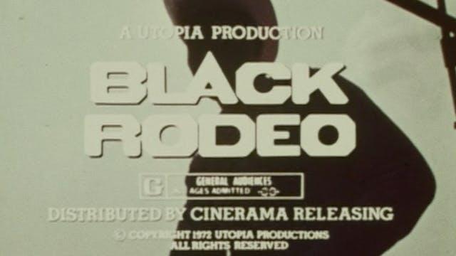 BLACK RODEO Trailer