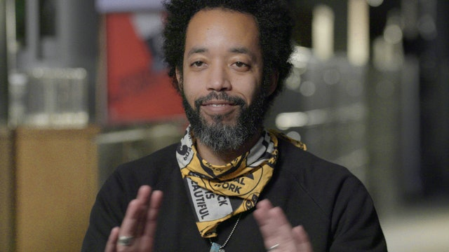 Wyatt Cenac on PRESSURE