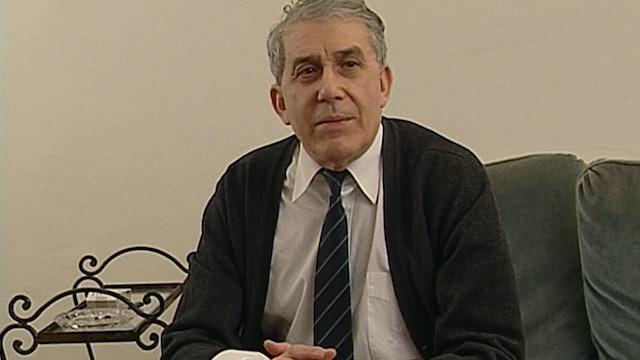 Jean Narboni on VIVRE SA VIE