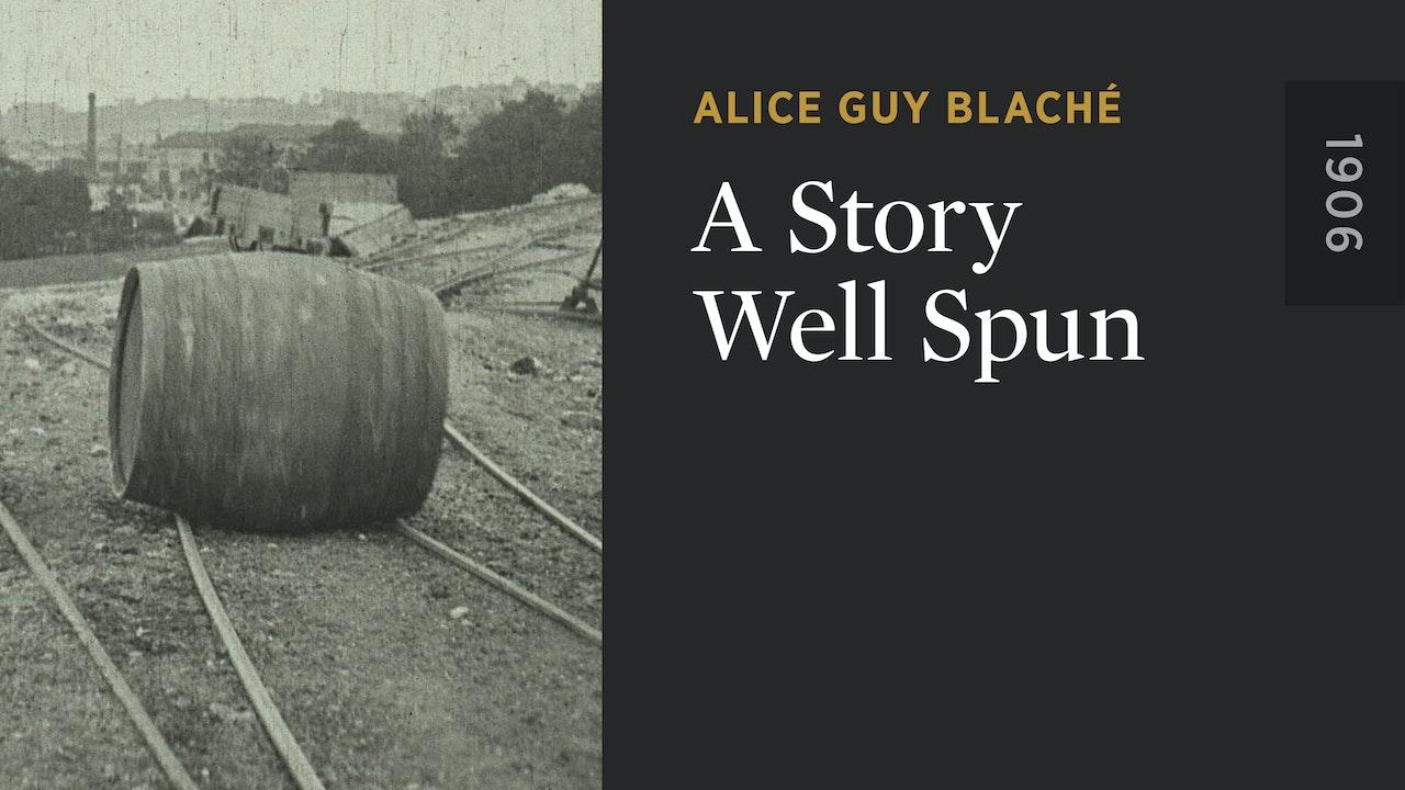 A Story Well Spun