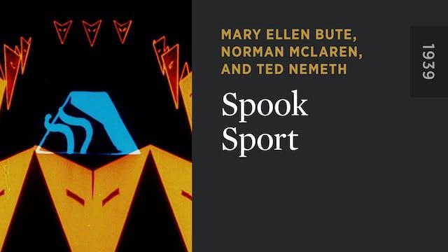 Spook Sport