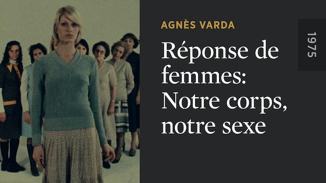 RÉPONSE DE FEMMES Introduction