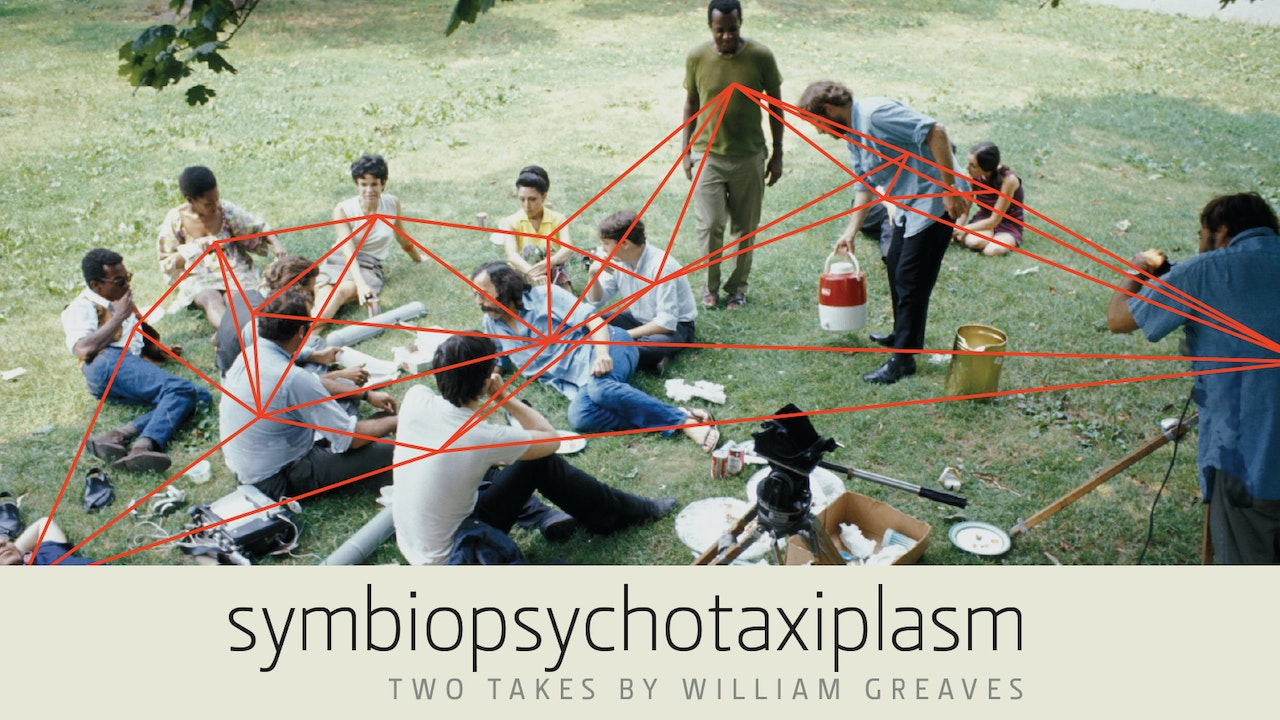 Symbiopsychotaxiplasm: Two Takes by William Greaves