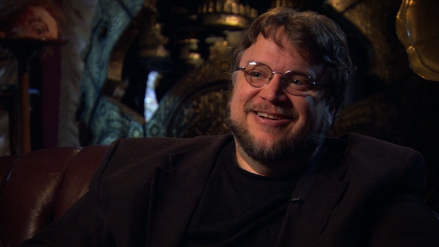 Guillermo del Toro on GEOMETRIA