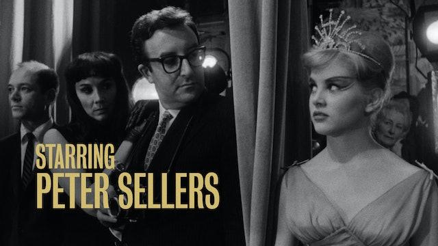 Starring Peter Sellers Teaser