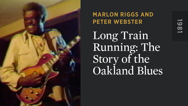 Long Train Running: The Story of the Oakland Blues