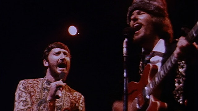 MONTEREY POP Outtakes: The Mamas & the Papas 2