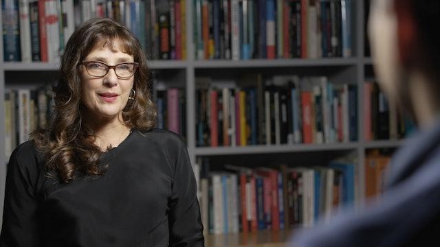 Rebecca Miller on DIVORCE ITALIAN STYLE
