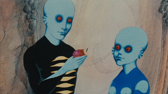 FANTASTIC PLANET English-Dubbed Soundtrack