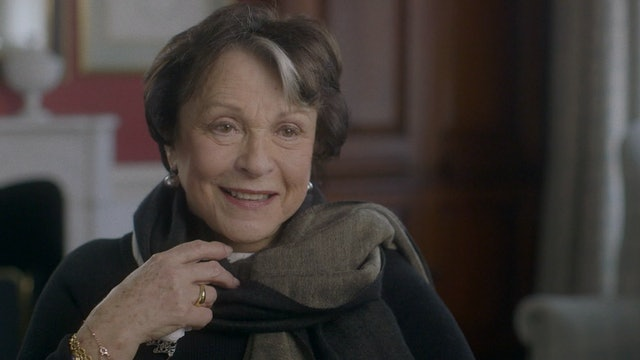 Claire Bloom on LIMELIGHT