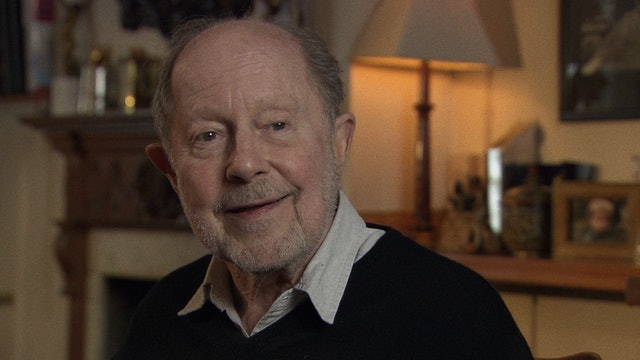 Nicolas Roeg and Jeremy Thomas on INSIGNIFICANCE