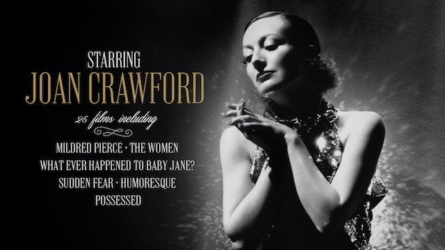 Starring Joan Crawford