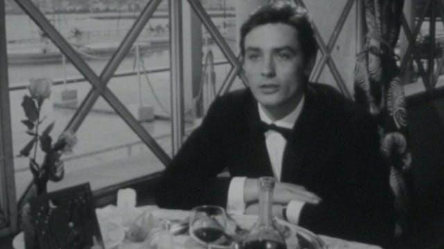 """Cinépanorama"": Alain Delon, 1962"