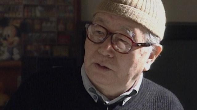 Kon Ichikawa on AN ACTOR'S REVENGE