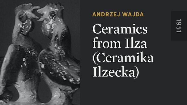 Ceramics from Ilza (Ceramika Ilzecka)