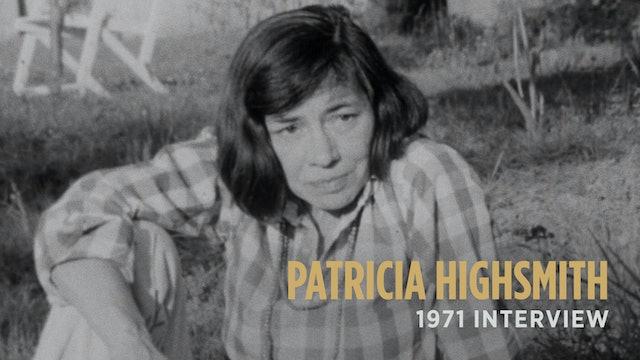 Patricia Highsmith, 1971