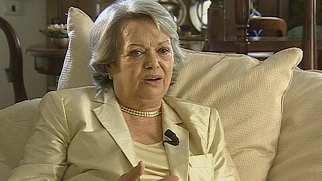 Maria Pia Casilio on UMBERTO D.