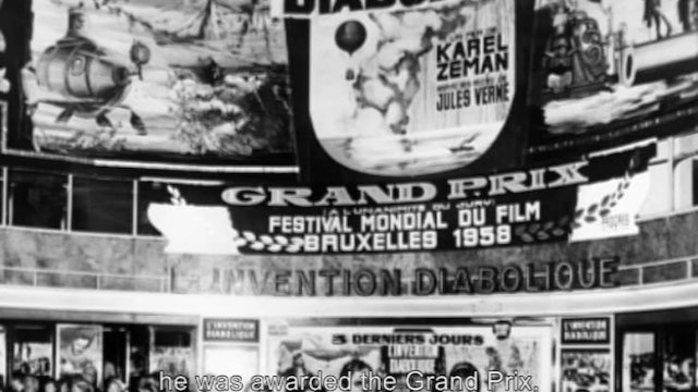 Karel Zeman, the Legend Continues