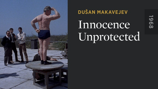 Innocence Unprotected
