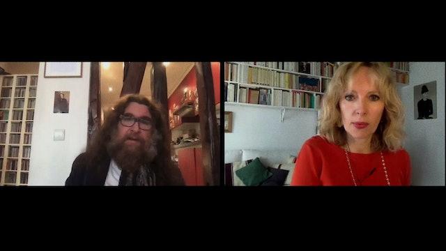 Pacôme Thiellement and Hélène Frappat on CÉLINE AND JULIE GO BOATING