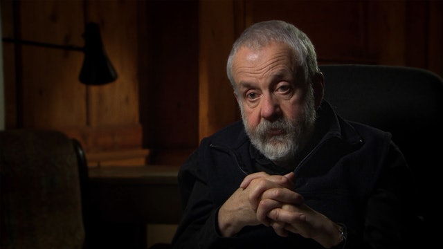 Mike Leigh on THE MIKADO