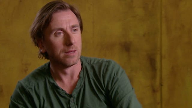 Tim Roth on MEANTIME
