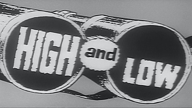 HIGH AND LOW U.S. Trailer