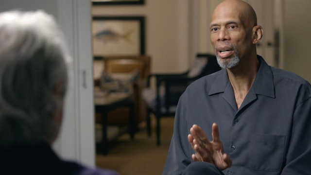 Kareem Abdul-Jabbar on STAGECOACH