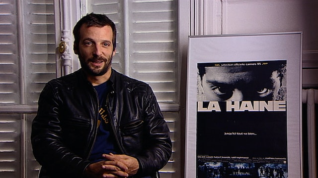 LA HAINE Deleted Scene: Homeless Man Afterword by Mathieu Kassovitz