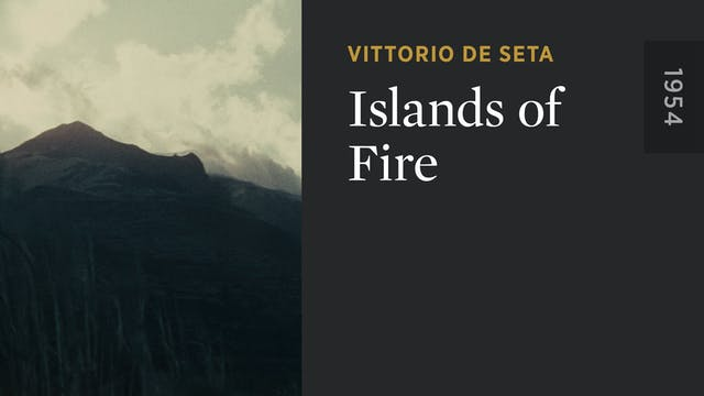 Islands of Fire