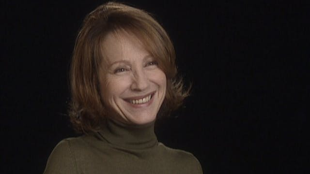 Nathalie Baye on DAY FOR NIGHT