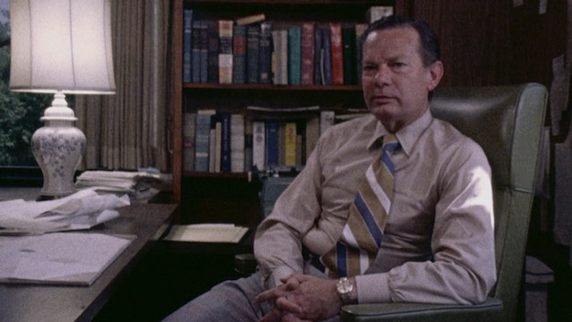 HEARTS AND MINDS Outtakes: David Brinkley