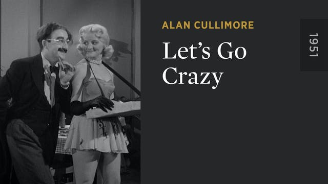 Let's Go Crazy