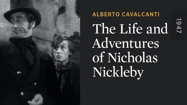 The Life and Adventures of Nicholas N...
