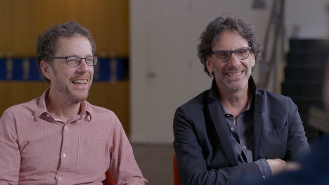 Dave Eggers and the Coen Brothers on ...