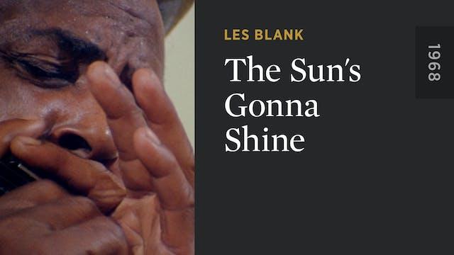 The Sun's Gonna Shine