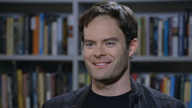 Bill Hader on A WOMAN UNDER THE INFLUENCE