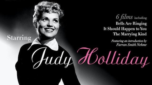 Starring Judy Holliday